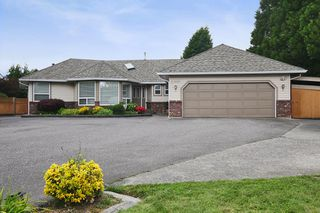 Photo 1: 46489 HOPE RIVER Road in Chilliwack: Fairfield Island House for sale : MLS®# R2404321