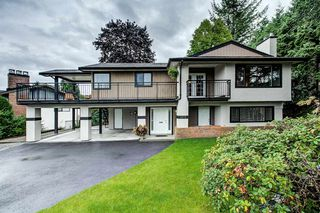 "Photo 1: 3175 CAPSTAN Crescent in Coquitlam: Ranch Park House for sale in ""Ranch Park"" : MLS®# R2406784"