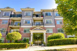 "Main Photo: 205 19530 65 Avenue in Surrey: Clayton Condo for sale in ""WILLOW GRAND"" (Cloverdale)  : MLS®# R2425314"