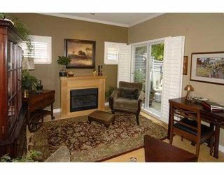 "Photo 3: 14 5988 BLANSHARD Drive in Richmond: Terra Nova Townhouse for sale in ""RIVIERA GARDENS"" : MLS®# V781693"