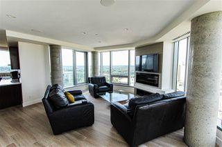 Photo 17: 1403 11969 JASPER Avenue in Edmonton: Zone 12 Condo for sale : MLS®# E4185172