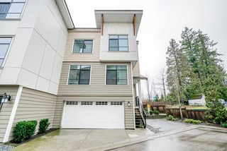 Photo 1: 83 9989 E BARNSTON Drive in Surrey: Fraser Heights Townhouse for sale (North Surrey)  : MLS®# R2431087