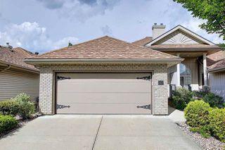 Photo 1: 32 600 REGENCY Drive: Sherwood Park House Half Duplex for sale : MLS®# E4212011