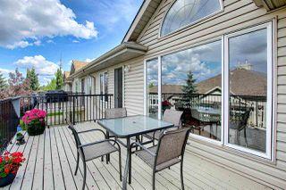 Photo 45: 32 600 REGENCY Drive: Sherwood Park House Half Duplex for sale : MLS®# E4212011