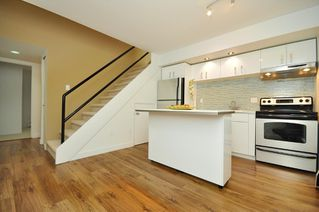 """Photo 2: # 33 870 W 7TH AV in Vancouver: Fairview VW Townhouse for sale in """"LAUREL COURT"""" (Vancouver West)  : MLS®# V786328"""