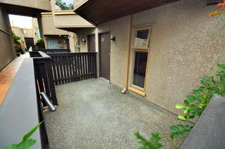 """Photo 16: # 33 870 W 7TH AV in Vancouver: Fairview VW Townhouse for sale in """"LAUREL COURT"""" (Vancouver West)  : MLS®# V786328"""
