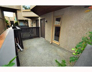 """Photo 27: # 33 870 W 7TH AV in Vancouver: Fairview VW Townhouse for sale in """"LAUREL COURT"""" (Vancouver West)  : MLS®# V786328"""