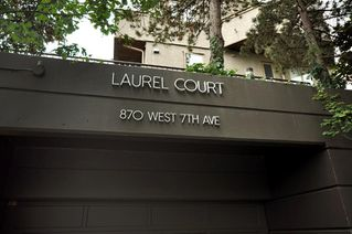 """Photo 15: # 33 870 W 7TH AV in Vancouver: Fairview VW Townhouse for sale in """"LAUREL COURT"""" (Vancouver West)  : MLS®# V786328"""