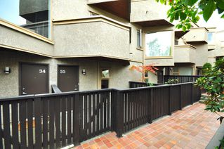 """Photo 18: # 33 870 W 7TH AV in Vancouver: Fairview VW Townhouse for sale in """"LAUREL COURT"""" (Vancouver West)  : MLS®# V786328"""