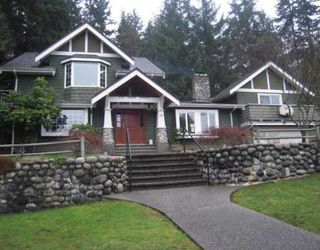 "Photo 1: 356 W ROCKLAND Road in North Vancouver: Upper Delbrook House for sale in ""Upper Delbrook"" : MLS®# V806150"