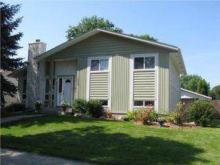 Photo 1: 1239 Chancellor Drive in WINNIPEG: Fort Garry / Whyte Ridge / St Norbert Residential for sale (South Winnipeg)  : MLS®# 1004002