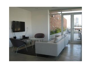 "Photo 8: 208 36 WATER Street in Vancouver: Downtown VW Condo for sale in ""TERMINUS"" (Vancouver West)  : MLS®# V821930"