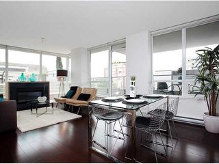 "Photo 6: 307 1675 W 8TH Avenue in Vancouver: Fairview VW Condo for sale in ""CAMERA"" (Vancouver West)  : MLS®# V847637"