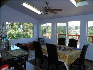 Photo 3: MOUNT HELIX Home for sale or rent : 4 bedrooms : 4410 Alta Mira in La Mesa