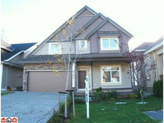 """Photo 1: 8258 211TH Street in Langley: Willoughby Heights House for sale in """"YORKSON"""" : MLS®# F1026942"""