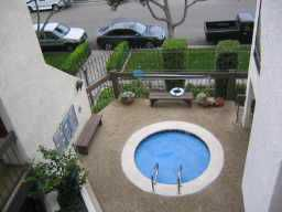 Photo 2: CROWN POINT Residential Rental for rent : 1 bedrooms : 3770 Crown Point Dr #104 in San Diego
