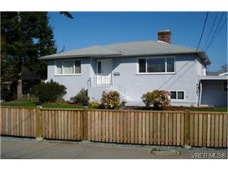 Photo 1:  in VICTORIA: SW Glanford Single Family Detached for sale (Saanich West)  : MLS®# 459557