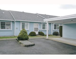 "Photo 1: 10 23580 DEWDNEY TRUNK Road in Maple_Ridge: Cottonwood MR Townhouse for sale in ""ST GEORGE'S VILLAGE CO-OP"" (Maple Ridge)  : MLS®# V748883"