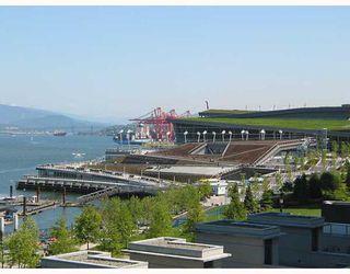"Photo 8: 703 1281 W CORDOVA Street in Vancouver: Coal Harbour Condo for sale in ""Callisto"" (Vancouver West)  : MLS®# V766001"