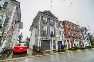 """Photo 1: 28 7348 192A Street in Surrey: Clayton Townhouse for sale in """"Knoll"""" (Cloverdale)  : MLS®# R2423210"""