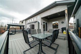 Photo 38: 120 Portside Drive in Winnipeg: Van Hull Estates Residential for sale (2C)  : MLS®# 202007896