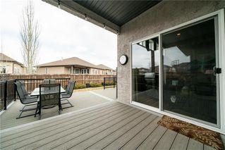 Photo 37: 120 Portside Drive in Winnipeg: Van Hull Estates Residential for sale (2C)  : MLS®# 202007896