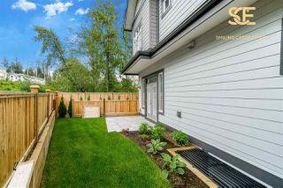 "Photo 13: 104 3499 GISLASON Avenue in Coquitlam: Burke Mountain Townhouse for sale in ""Smiling Creek Estate"" : MLS®# R2502414"