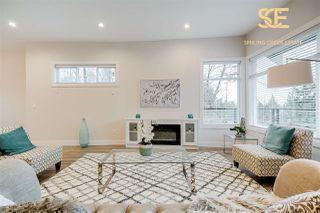 "Photo 1: 104 3499 GISLASON Avenue in Coquitlam: Burke Mountain Townhouse for sale in ""Smiling Creek Estate"" : MLS®# R2502414"