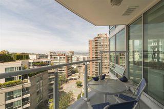 "Photo 10: 1201 1501 HOWE Street in Vancouver: Yaletown Condo for sale in ""Ocean Tower at 888 Beach"" (Vancouver West)  : MLS®# R2506028"