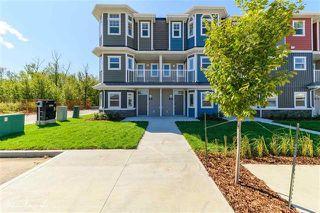 Main Photo: 22 150 Everitt Drive N: St. Albert Townhouse for sale : MLS®# E4217581