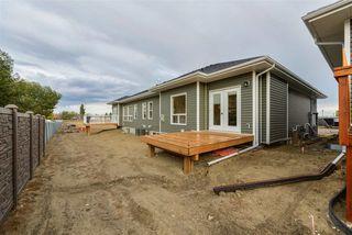 Photo 32: 5 1005 CALAHOO Road: Spruce Grove House Half Duplex for sale : MLS®# E4217767