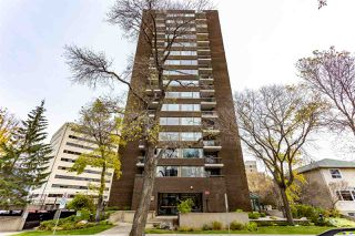 Photo 1: 203 10025 113 Street in Edmonton: Zone 12 Condo for sale : MLS®# E4217926