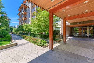 Photo 4: 607 5981 GRAY AVENUE in Vancouver: University VW Condo for sale (Vancouver West)  : MLS®# R2518061