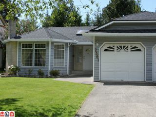 Photo 1: 2381 150B Street in Surrey: Sunnyside Park Surrey House for sale (South Surrey White Rock)  : MLS®# F1014880