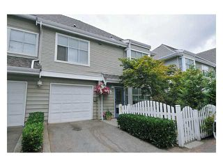 """Photo 1: 97 12099 237TH Street in Maple Ridge: East Central Townhouse for sale in """"THE GABRIOLA"""" : MLS®# V843157"""
