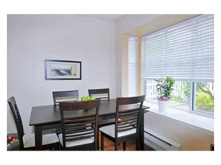 """Photo 5: 97 12099 237TH Street in Maple Ridge: East Central Townhouse for sale in """"THE GABRIOLA"""" : MLS®# V843157"""
