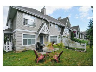 """Photo 16: 97 12099 237TH Street in Maple Ridge: East Central Townhouse for sale in """"THE GABRIOLA"""" : MLS®# V843157"""