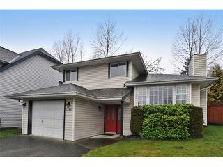 Photo 1: 1365 YARMOUTH Street in Port Coquitlam: Citadel PQ House for sale : MLS®# V862505