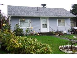 Photo 1: 861 Fleming St in VICTORIA: Es Old Esquimalt Single Family Detached for sale (Esquimalt)  : MLS®# 451567