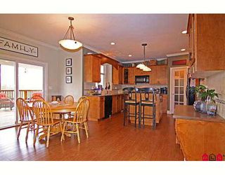 "Photo 2: 6814 198B Street in Langley: Willoughby Heights House for sale in ""ROUTELY WYND"""