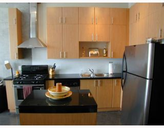 "Photo 3: 405 2635 PRINCE EDWARD Street in Vancouver: Mount Pleasant VE Condo for sale in ""SOMA LOFTS"" (Vancouver East)  : MLS®# V762416"