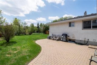 Photo 32: 14 McDowell Drive in Winnipeg: Charleswood Residential for sale (1G)  : MLS®# 202011526