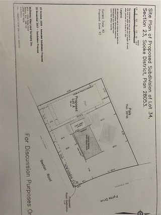 Photo 8: Proposed Lot A Beaton Rd in : Sk Broomhill Land for sale (Sooke)  : MLS®# 851171