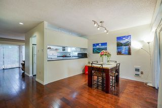 "Photo 7: 4290 BRIDGEWATER Crescent in Burnaby: Cariboo Townhouse for sale in ""VILLAGE DEL PONTE"" (Burnaby North)  : MLS®# R2484884"