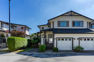 "Photo 1: 134 20820 87 Avenue in Langley: Walnut Grove Townhouse for sale in ""The Sycamores"" : MLS®# R2493500"