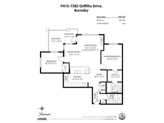 """Photo 26: PH15 7383 GRIFFITHS Drive in Burnaby: Highgate Condo for sale in """"EIGHTEEN TREES"""" (Burnaby South)  : MLS®# R2519626"""