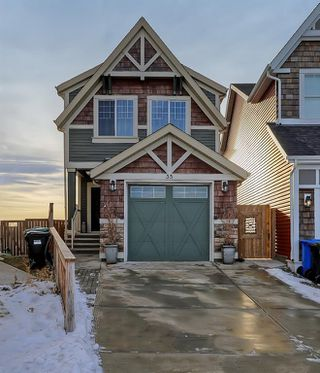 Main Photo: 35 Auburn Crest Manor SE in Calgary: Auburn Bay Detached for sale : MLS®# A1052267