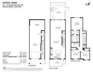 "Photo 28: 39 11176 GILKER HILL Road in Maple Ridge: Cottonwood MR Townhouse for sale in ""KANAKA CREEK"" : MLS®# R2526816"