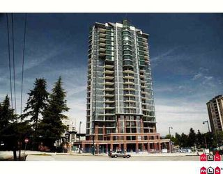 "Photo 1: 1609 13399 104TH Avenue in Surrey: Whalley Condo for sale in ""D'Corize"" (North Surrey)  : MLS®# F2920794"