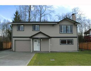 "Photo 1: 3952 ST THOMAS Street in Port Coquitlam: Lincoln Park PQ House for sale in ""LINCOLN PARK"" : MLS®# V810144"
